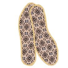 5 Pairs of Lightweight Comfortable Shoes Liners Insoles Shoes Inserts Replacement Arch Support, E