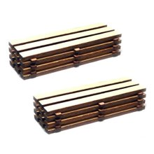 Bachmann Industries Timber Loading Train Accessory (2 Pack)