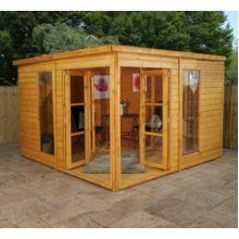 10x10 Garden room - Pool house
