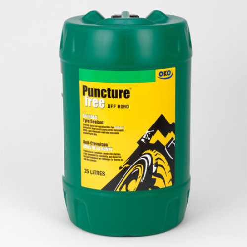 OKO Puncture-Free Off-Road Tyre Sealant - 25L Drum