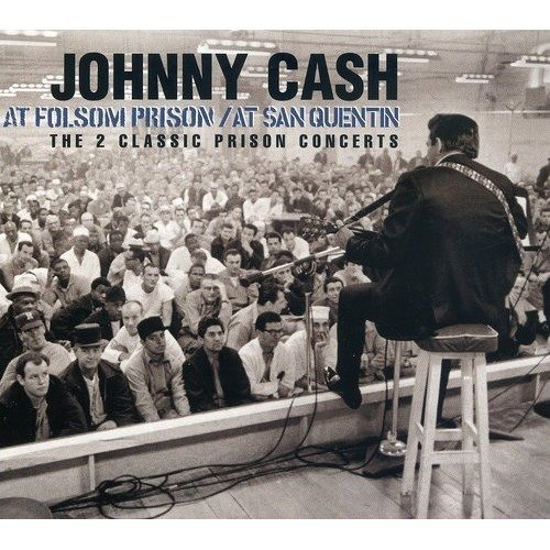 Johnny Cash - at Folsom Prison / at San Quentin (remastered / Expanded) (2cd)