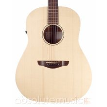 Faith FKRE Naked Mars Electro Acoustic Guitar, Natural
