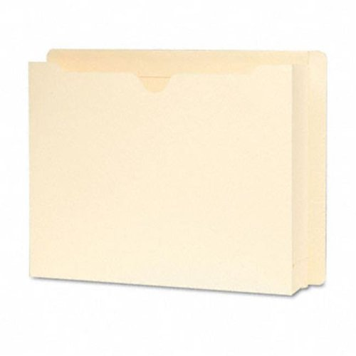 End Tab File Jackets with 2   Expansion  12 3/8 x 9 1/2  14 Pt. MLA  25/Bx