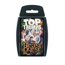 Beast Quest Top Trumps Game