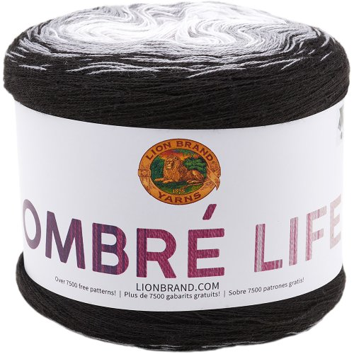 Lion Brand Ombre Life-Midnight