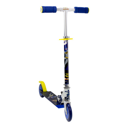 DC COMICS Batman Unlimited 2 Wheel Inline Scooter with Adjustable Handlebar (ODCC112)