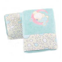 Baby Strong Absorbent Bear Bath Towels Sets(Multicolor)