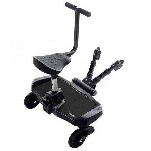 Bumprider Sit Stroller Board - Black