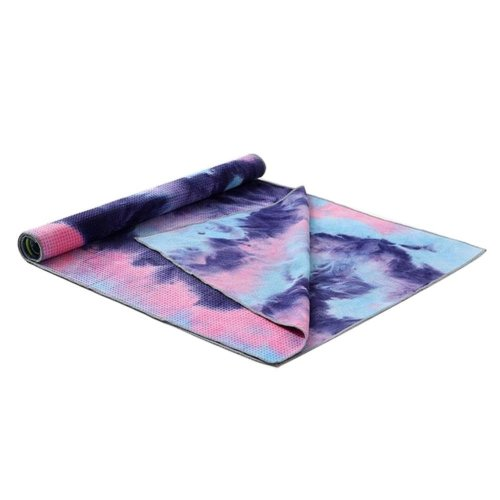 [S] Non-Slip Yoga Towel Sweat Absorbent Yoga Mat Towel Yoga Blanket