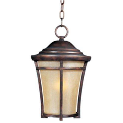 Maxim Lighting 40167GFCO Balboa VX 1-Light Outdoor Hanging Lantern - Copper Oxide