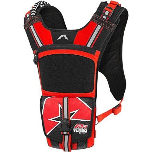 American Kargo 3519 0016 Red Turbo 2 0 RR Hydration Pack