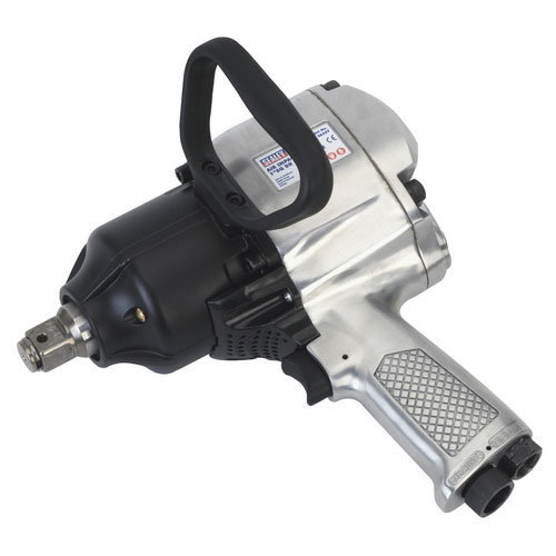 "Sealey SA297 1""Sq Drive Pistol Type Air Impact Wrench - Pin Clutch"