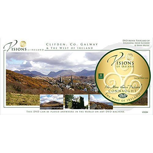 Visions Of Ireland - Clifden Co Galway Postcard DVD