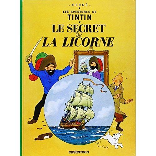 Le Secret De La Licorne (Les aventures de Tintin)