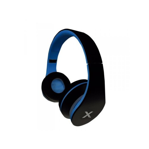 Approx Dj Jazz Black,blue Supraaural Head-band Headphone