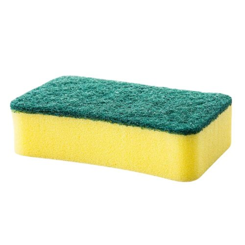 Pack of 12 Sponge Scouring Pads Dishwashing Sponges