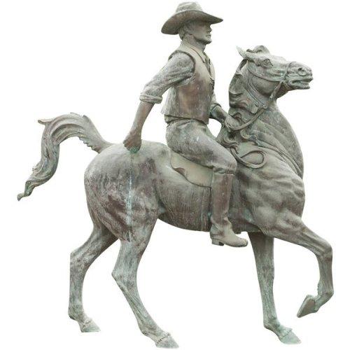 Bronze Cast Statue W230xdp70xh220 Cm Sized