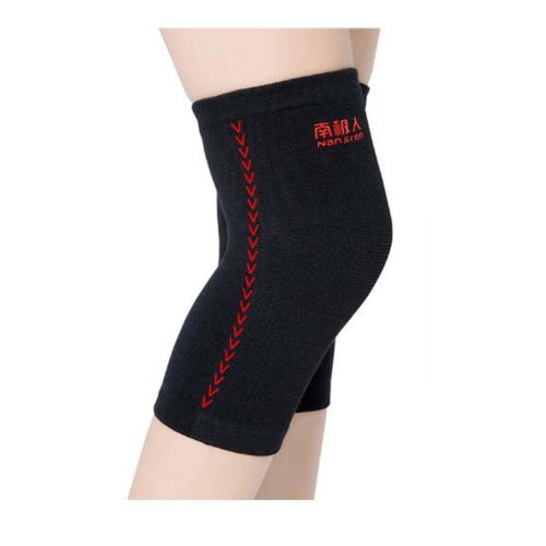 Knee Sleeve Protect Your Knee,Inside with a Spring to Prevent Slipping -Black