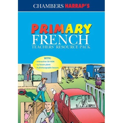 Chambers Harrap's Primary French Teachers' Resource Pack
