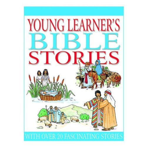 Childrens Kids Young Learners Colourful Hardback Bible Stories