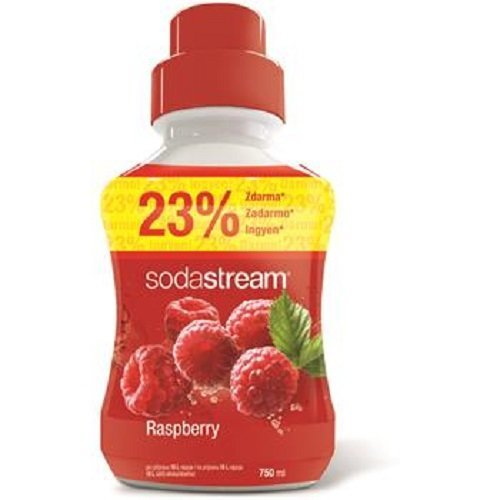 Sodastream Concentrate Syrup 750ml. Raspberry