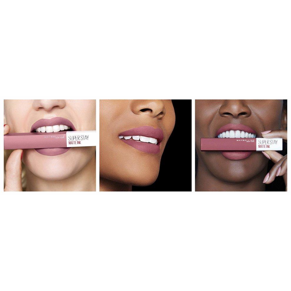 Maybelline Superstay 24 Matte Ink Lipstick 15 Lover 5ml