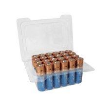 24 x Duracell AA Ultra Power Alkaline Batteries LR6 MX1500 MN1500 with Powercheck