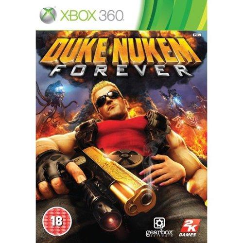 Duke Nukem Forever Xbox 360