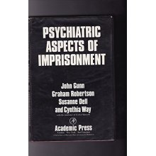 Psychiatric Aspects of Imprisonment