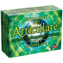 Articulate! Extra Pack 1