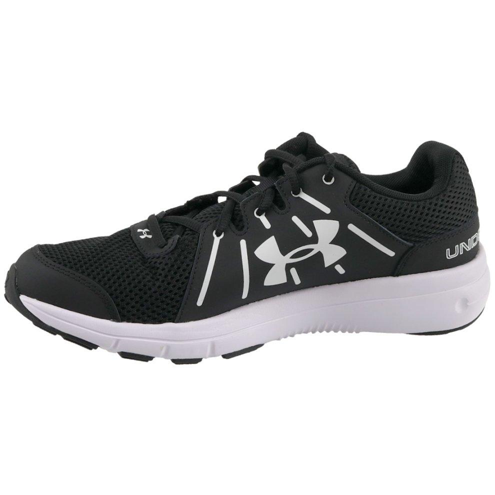 the best attitude 4b212 8f758 Under Armour Dash RN 2 1285671-001 Mens Black running shoes