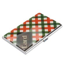 Business Card Holder Stainless Steel Card Case Name Card Holder-A4