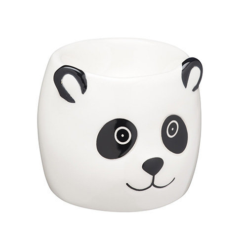 KitchenCraft Panda Egg Cup