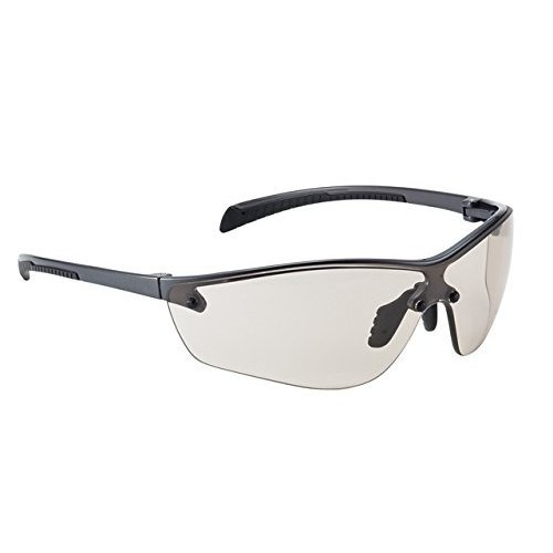 Bollé SILPCSP Safety Spectacles Silium+ CSP, Black, one Size