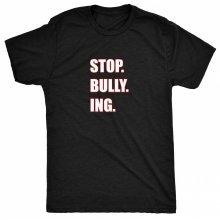 8TN Stop Bullying Womens T Shirt