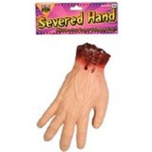 Cut Off Severed Foot Halloween Fancy Dress Party prop