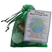 Travel Survival Kit | Novelty Good Luck Gift For Travelling