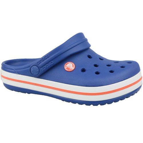 Crocs Crocband Clog K 204537-4O5 Kids Blue slides Size: 12 UK
