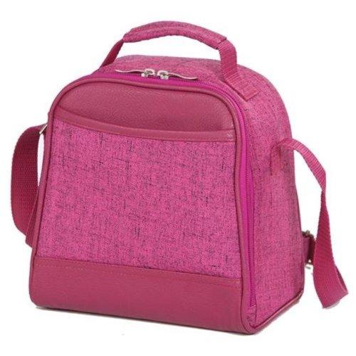 Picnic Plus PSM-441FS Cache Lunch Bag, Fuchsia