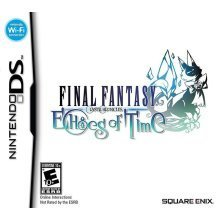 Final Fantasy Crystal Chronicles Echoes Of Time Nintendo DS Game