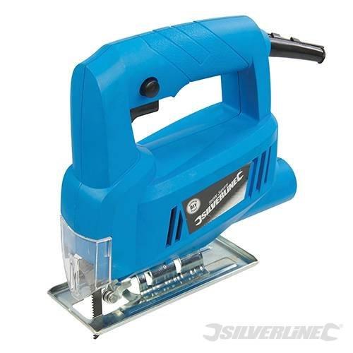 Silverline Diy 350w Jigsaw 350w - 270462 Electric -  350w jigsaw silverline diy 270462 electric