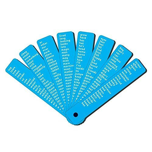 High Frequency Words Laminated PUPIL WORDS FAN - High Frequency Words - Next 200 Words - Early Years Literacy Resource