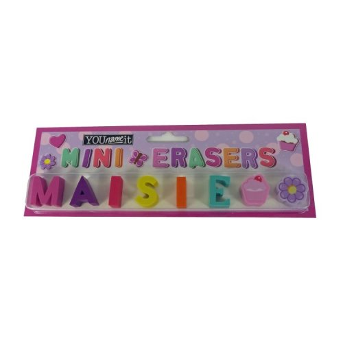 Childrens Mini Erasers - Maisie