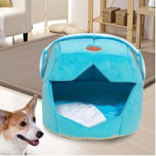 Warm Pet Nest Creative Space Cap Dog Beds