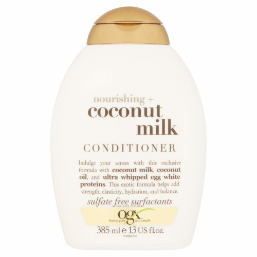 OGX Nourishing + Coconut Milk Conditioner 385 ml