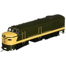 Bachmann Canadian National HO Scale Alcofa2 Diesel Locomotive - DCC Sound Value On Board