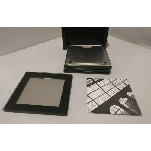 Shudehill Glass Photo Picture Frame Coasters Drinks Bottle Placemat