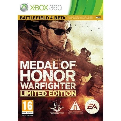 Medal of Honor Warfighter Limited Edition Xbox 360