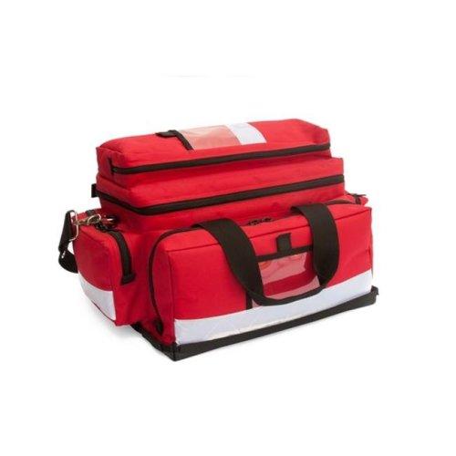 Kemp 10-104-RED Large Professional Trauma Bag Red