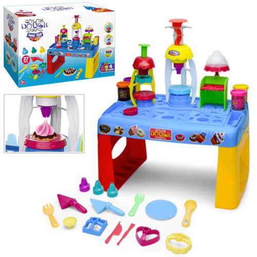 37pc Children's Play Dough Sweet Shop   Kids' Toy Sweet Shop